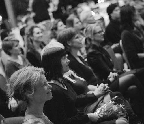 Kvinnelige deltakere i Novapro